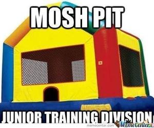 mosh pit image
