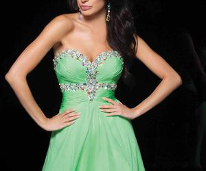 homecoming dress, a-line short, and lovely sweetheart beading image