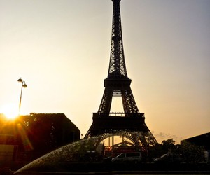 eiffel, france, and life image