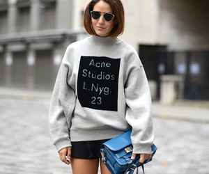 lfw and acne studios image
