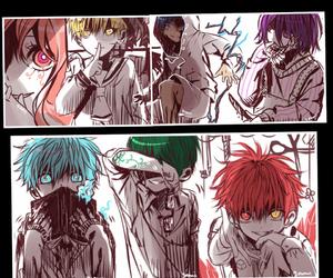 shota, kuroko no basuke, and kise ryouta image