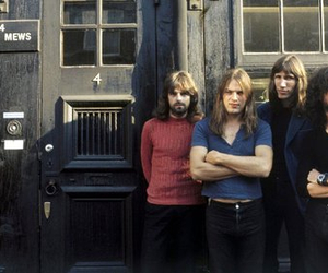 Pink Floyd and rock image