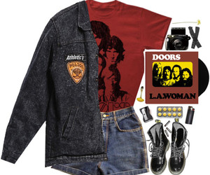 Polyvore and the doors image