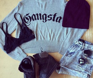 fashion, swag, and ootd image