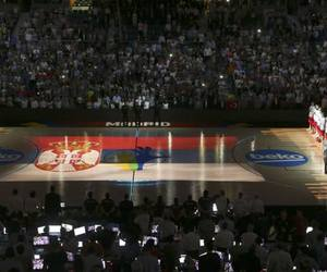 Basketball, proud, and Serbia image