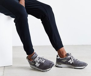 handsome, new balance, and casual outfit image
