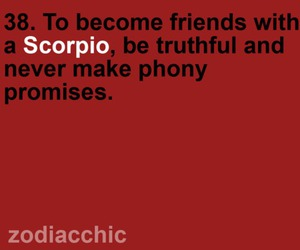 horoscope, scorpio, and zodiac image