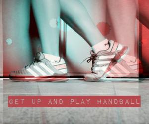 handball, adidas, and play image