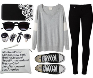 american apparel, clothes, and fashion image