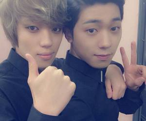 niel, teen top, and changjo image