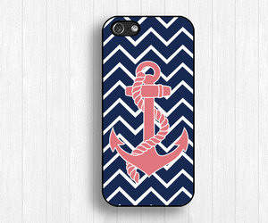 art iphone 4 case, chevron iphone 5c case, and blue anchor iphone 6 case image