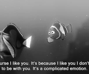 nemo, finding nemo, and quote image