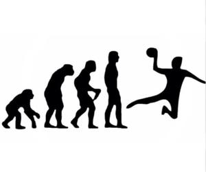 handball and people image