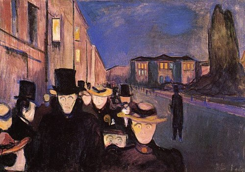 edvard munch, art, and munch image
