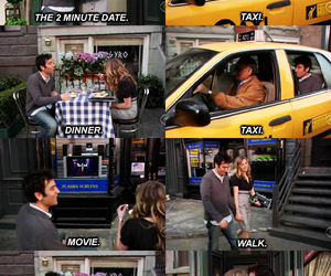 date, how i met your mother, and 2 minutes image
