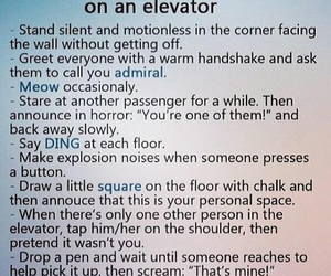 awsome, elevator, and funny image