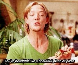 pizza, beautiful, and scooby doo image