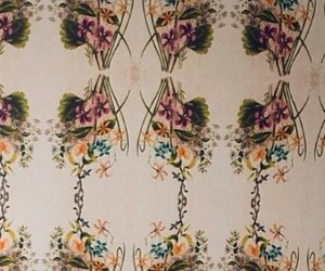 shabby chic, wallpaper, and vintage image