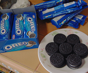 oreo, food, and photography image