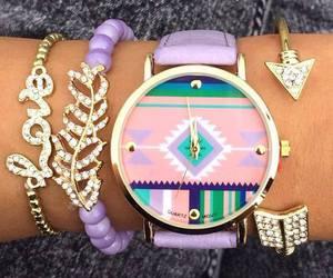 fashion, jewelry, and watch image