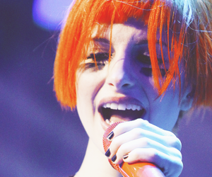 hayley williams, paramore, and rock image
