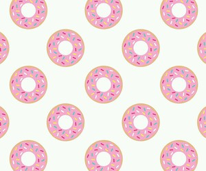 background, donuts, and doughnuts image