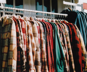 vintage, indie, and clothes image