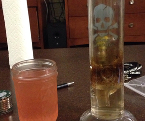 alcohol, bong, and drunk image