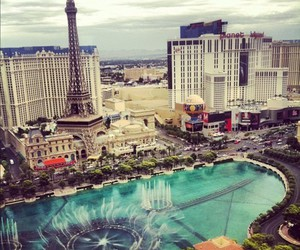 Las Vegas, city, and paris image