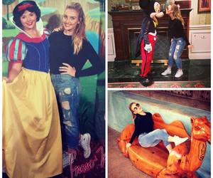 perrie edwards, little mix, and disneyland image