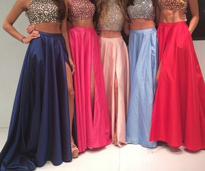 party and prom dress image