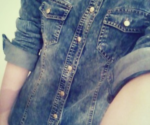 jean, jeans, and vest image