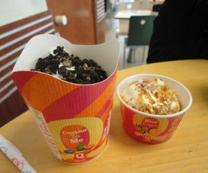caramel, mc flurry, and delicious image