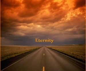 eternity, sun, and vintage image