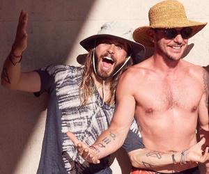 30 seconds to mars and shannon leto image