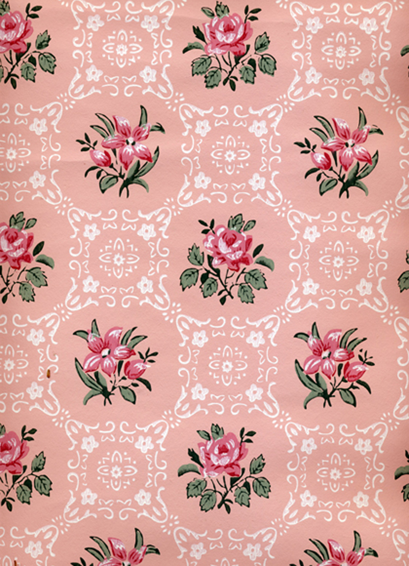 Floral Wallpaper Via Tumblr On We Heart It