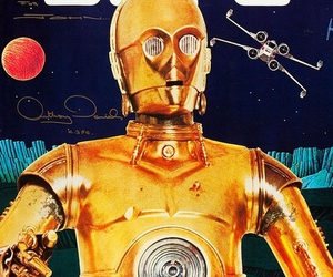 c3po and star wars image