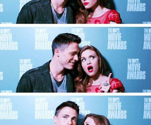 holland roden, beautiful, and jackson image