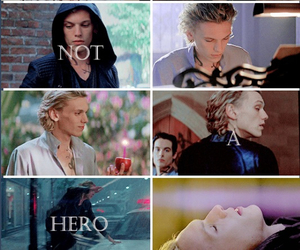hero, city of heavenly fire, and Jamie Campbell Bower image