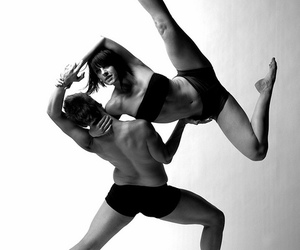 couple, photography, and dance image