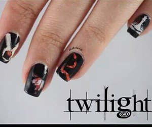 nails and twilight image