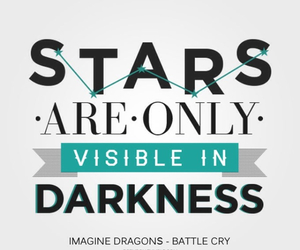 imagine dragons, battle cry, and music image