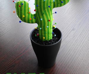 ago, cactus, and diy image