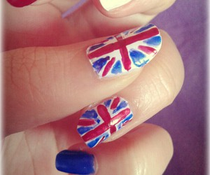 color, london, and nails image