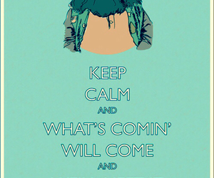 harry potter, keep calm, and hagrid image