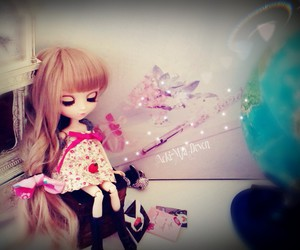 doll, pullip, and dollfie image