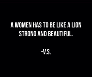 strong, beautiful, and girl image
