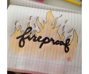 my art, four, and fireproof image