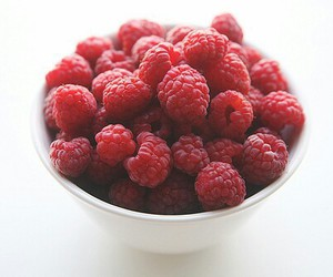 raspberry, fruit, and food image