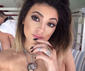 girl, sexi, and kylie jenner image